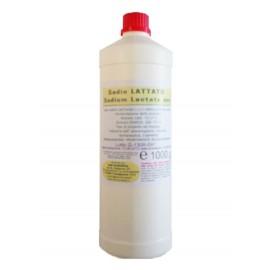sodio lattato 60' - flacone da 1 kg