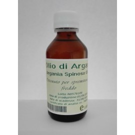 olio di Argan puro 100 ml