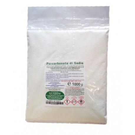 Percarbonato di sodio - sacchetto da 1 kg