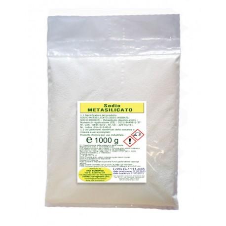 sodio metasilicato - sacchetto da 1 kg