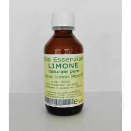 Olio Essenziale LIMONE NATURALE PURO - 100 ml