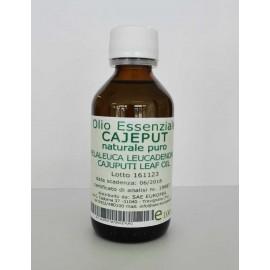 Olio Essenziale CAJEPUT NATURALE PURO - 100 ml