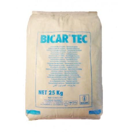 bicarbonato di sodio - sacco da 25 kg