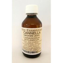 Olio Essenziale CANNELLA NATURALE PURO - 100 ml