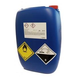 Perossido d'idrogeno 35% - 25 kg